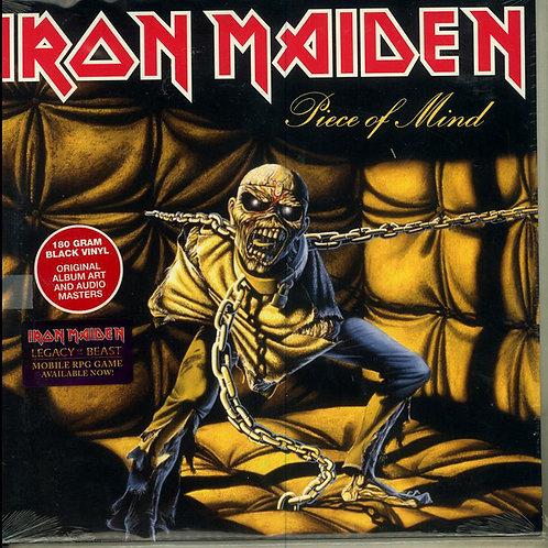 Iron Maiden – Piece Of Mind LP