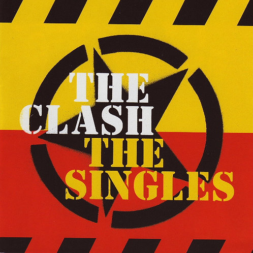 The Clash ‎– The Singles CD