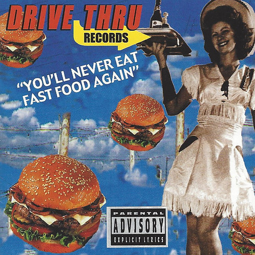 Various – You'll Never Eat Fast Food Again CD