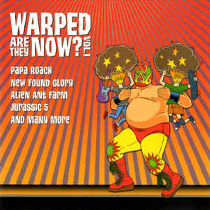 Various – Warped Are They Now?CD
