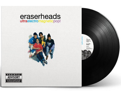 "Eraserheads ""Ultraelectromagneticpop!"" 25th Anniversary Numbered Limited Edition"