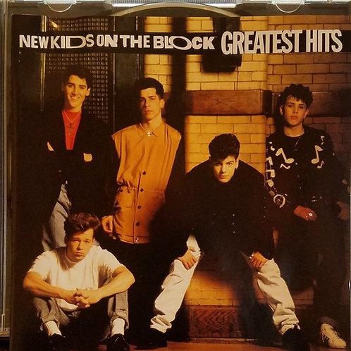 New Kids On The Block–Greatest Hits CD