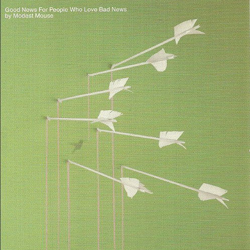 Modest Mouse – Good News For People Who Love Bad News CD