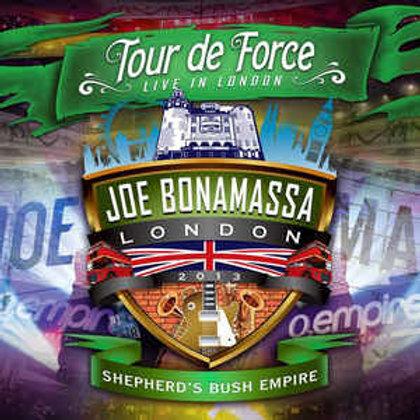 Joe Bonamassa – Tour De Force - Live In London - Shepherd's Bush Empire