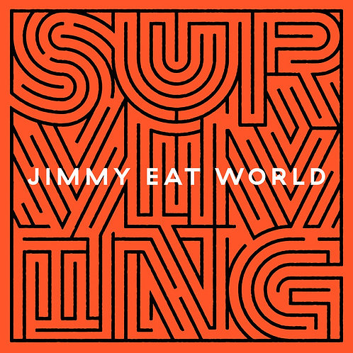 Jimmy Eat World – Surviving LP
