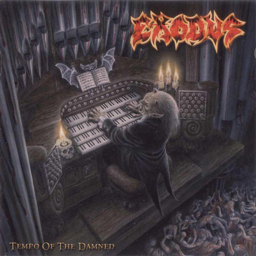 Exodus (6) ‎– Tempo Of The Damned CD