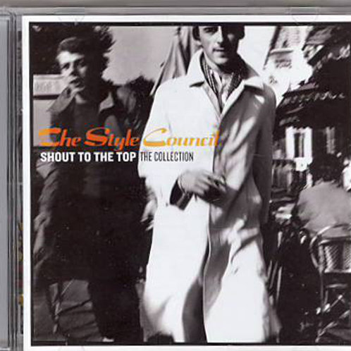 The Style Council – Shout To The Top (The Collection) CD