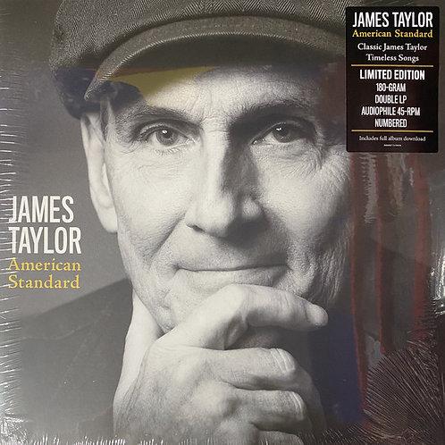 James Taylor – American Standard 2 LP
