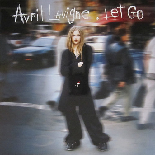 Avril Lavigne ‎– Let Go