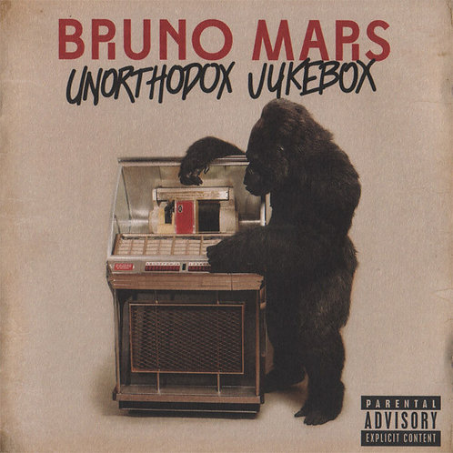 Bruno Mars – Unorthodox Jukebox CD