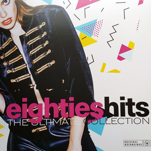 Various – Eighties Hits (The Ultimate Collection)