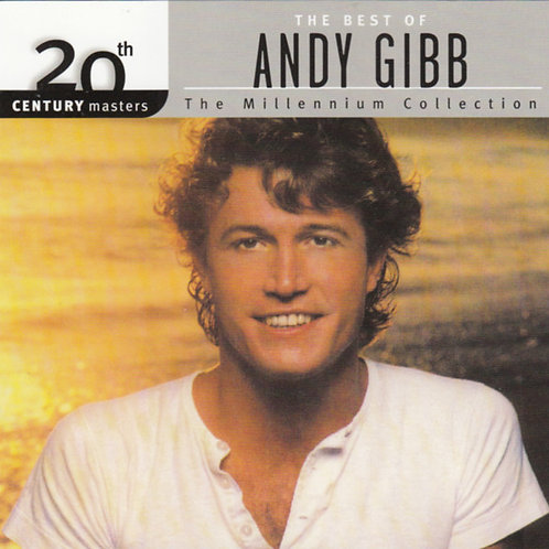 Andy Gibb ‎– The Best Of Andy Gibb CD
