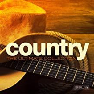 Various ‎– Country The Ultimate Collection