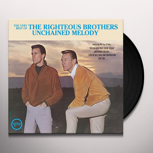 The Righteous Brothers – Unchained Melody - The Very Best Of