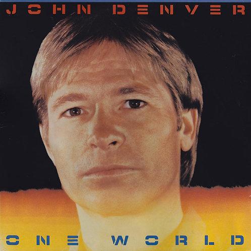 John Denver – One World CD