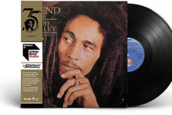 Bob Marley & The Wailers – Legend Half-Speed Mastering Series