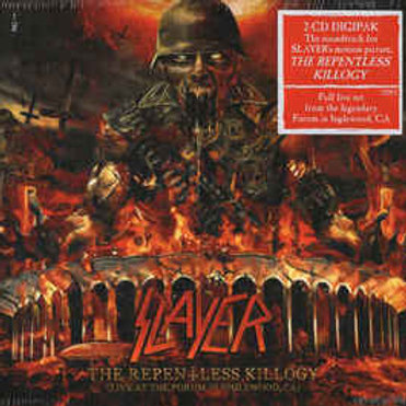 Slayer ‎– The Repentless Killogy CD