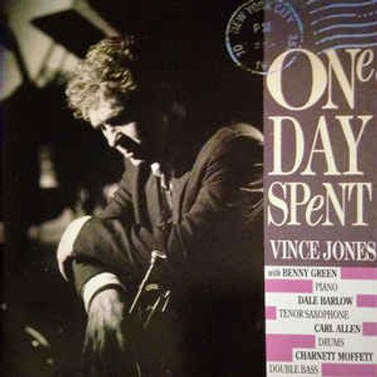 Vince Jones – One Day Spent (CD)