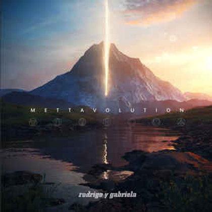 Rodrigo Y Gabriela- Mettavolution (Galaxy Colored LP)