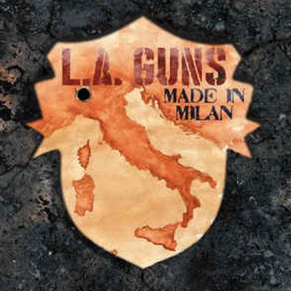L.A. Guns – Made In Milan(2 × Vinyl, LP, Album )
