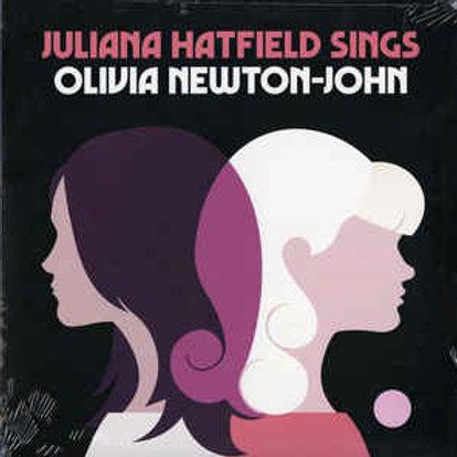 Juliana Hatfield Sings Olivia Newton - Reissue, Creme Color LP