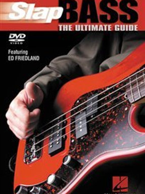 Slap Bass: The Ultimate Guide (Dvd Used)