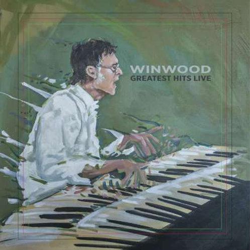 Winwood* – Greatest Hits Live