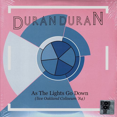 Duran Duran – As The Lights Go Down (Live Oakland Coliseum '84) Rsd 2019