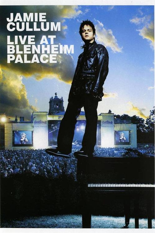 Jamie Cullum–Live At Blenheim Palace (Dvd Used)