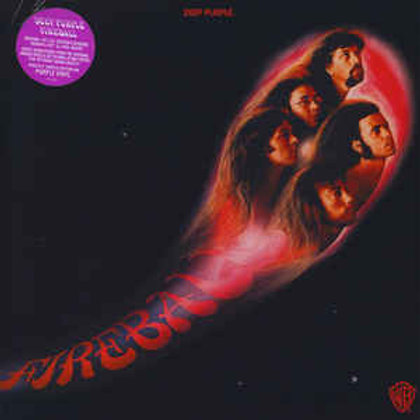 Deep Purple ‎– Fireball(Vinyl, LP, Album, Limited Edition, Remastered, Purple Vi