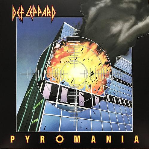 Def Leppard – Pyromania Limited Edition Red vinyl