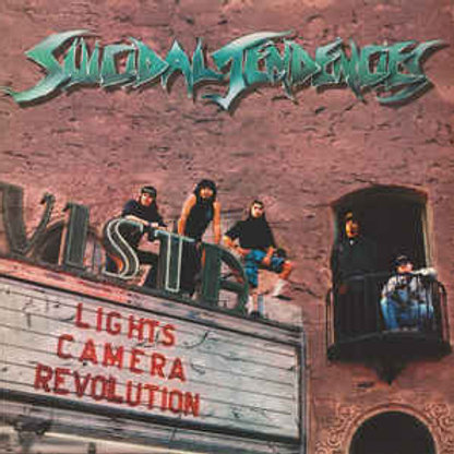 Suicidal Tendencies ‎– Lights... Camera... Revolution mov