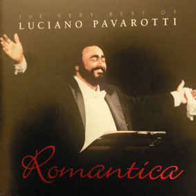 Romantica The Very Best Of Luciano Pavarotti (CD)
