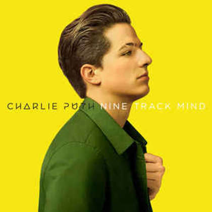 Charlie Puth – Nine Track Mind (LP)