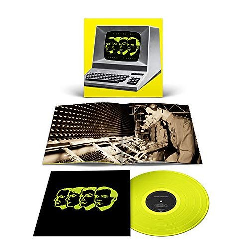 Kraftwerk ‎– Computer World (Neon Yellow LP)(Indie Exclusive)