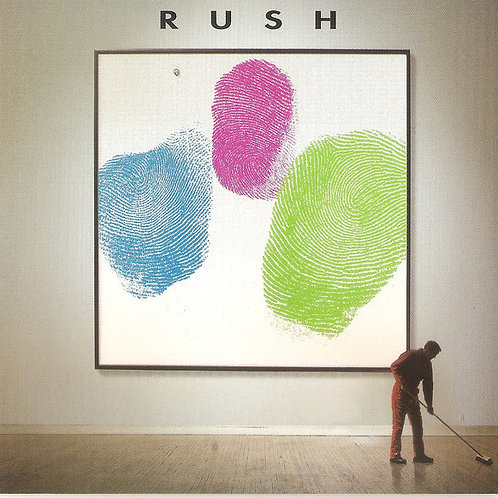 Rush ‎– Retrospective II 1981-1987 CD