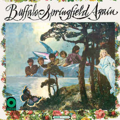 Buffalo Springfield – Buffalo Springfield Again (LP)