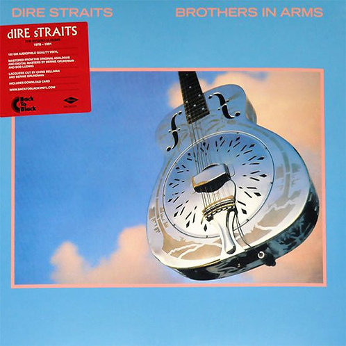 Dire Straits ‎– Brothers In Arms(2 × Vinyl, LP, Album, Remastered, Reissue, 180