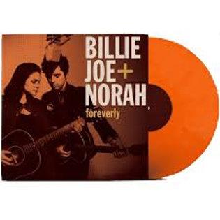 Billie Joe* + Norah* – Foreverly (Orange ice cream colored vinyl; SYEOR Exclusi