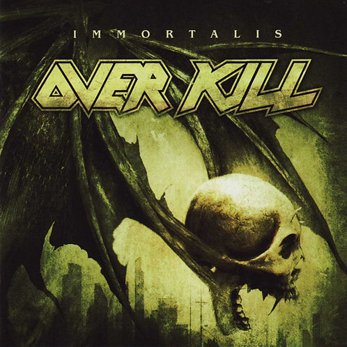 Overkill – Immortalis CD