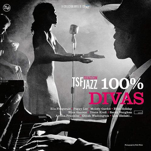 Various Artists - TSF JAZZ 100% DIVAS