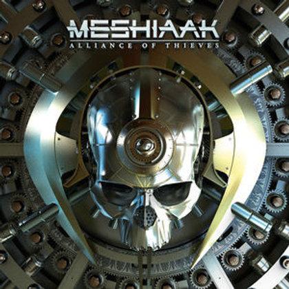 Meshiaak – Alliance Of Thieves CD