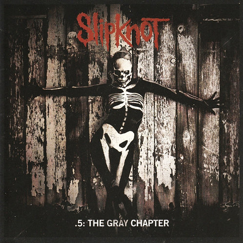 Slipknot – .5: The Gray Chapter CD