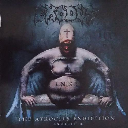 Exodus (6) – The Atrocity Exhibition CD