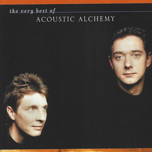 Acoustic Alchemy ‎– The Very Best Of Acoustic Alchemy  CD