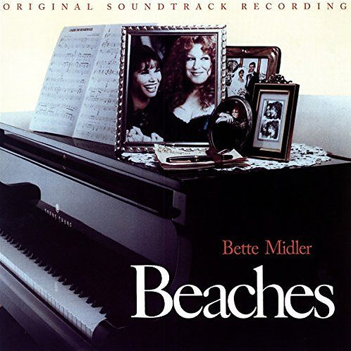 Bette Midler ‎– Beaches (Original Soundtrack Recording)