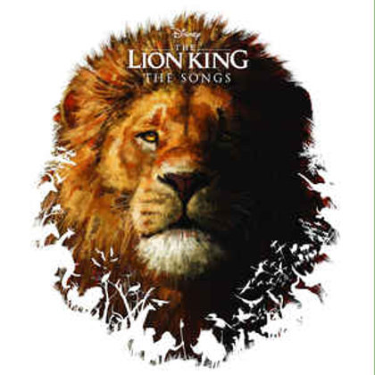 Various ‎– The Lion King: The Songs