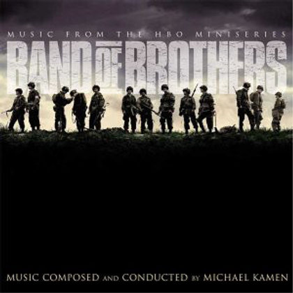 Michael Kamen ‎– Band Of Brothers - Music From The HBO Miniseries CD