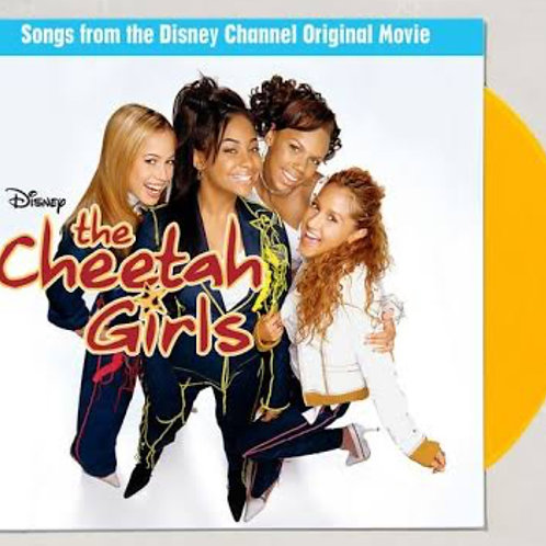 The Cheetah Girls* – The Cheetah Girls (Songs from the Disney Channel Original