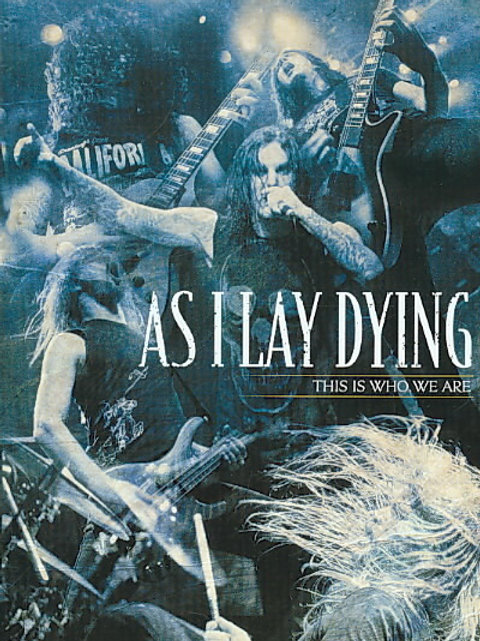 As I Lay Dying - This Is Who We Are [3 Disc] (Dvd Used)